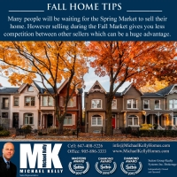 great fall home selling tips
